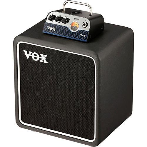 Vox MV50CR 50W Guitar Amp Head and BC108 25W 1x8 Speaker Cabinet