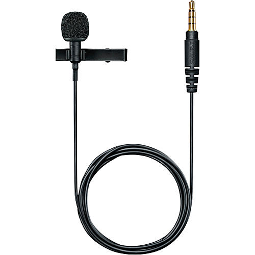 Shure MVL Clip-on Microphone