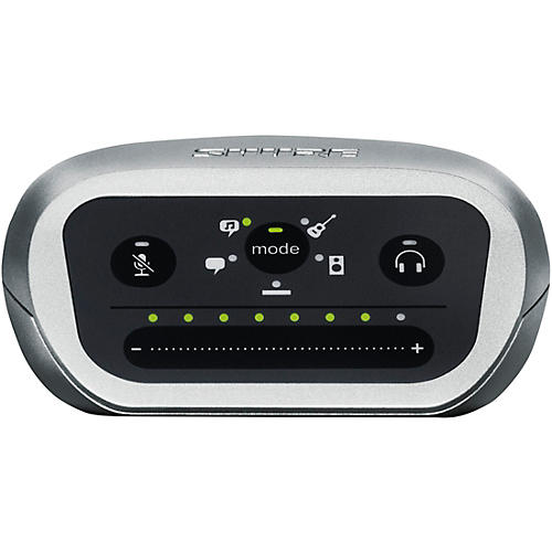 Shure MVi Microphone Interface