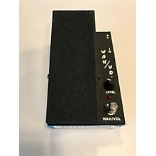 Morley MWV Mini Wah Volume Effect Pedal