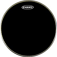 Evans MX1 Marching Bass Drum Head Level 1 Black 24 in.