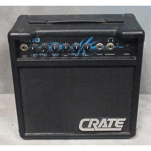 Crate MX10 Guitar Combo Amp