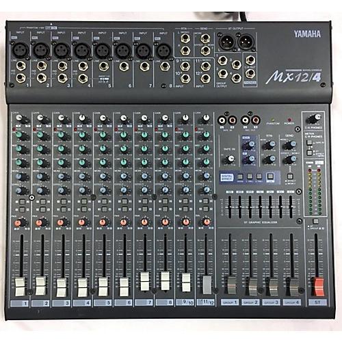 Yamaha MX12/4 Line Mixer