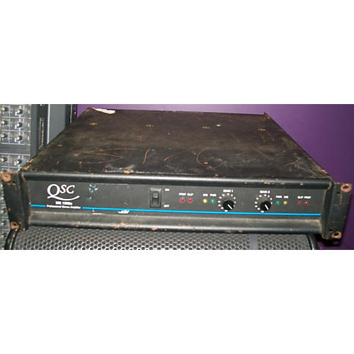 QSC MX1500A Power Amp