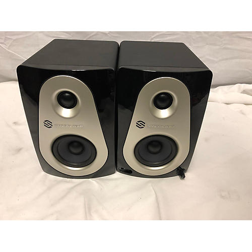 Sterling Audio MX3 POWERED MONITOR PAIR Powered Monitor