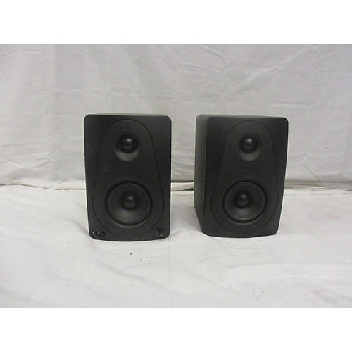 used sterling audio mx3 pair powered monitor guitar center. Black Bedroom Furniture Sets. Home Design Ideas