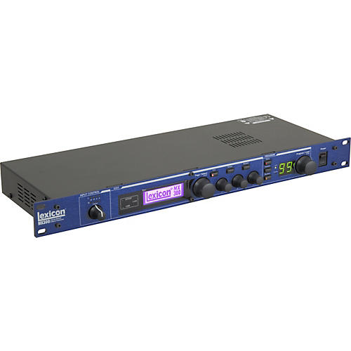 Lexicon MX300 Stereo Reverb Effects Processor with USB