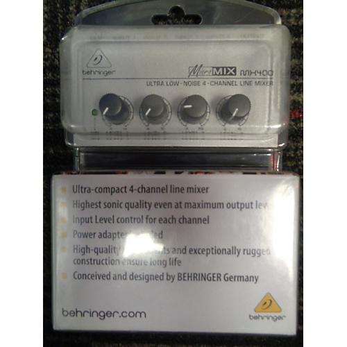 Behringer MX400 Unpowered Mixer