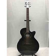 Mitchell MX420QAB Acoustic Electric Guitar