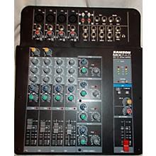 Samson MXP124 Powered Mixer