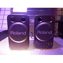 Roland Ma-8 Pair Powered Monitor