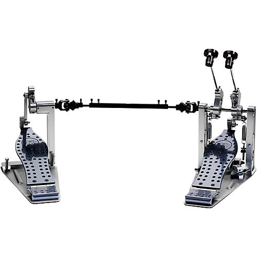 DW Machined Direct Drive Double Bass Drum Pedal