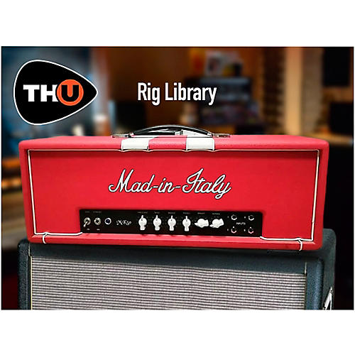 Overloud Mad-in-Italy MK50 Rock - TH-U Rig Library (Download)
