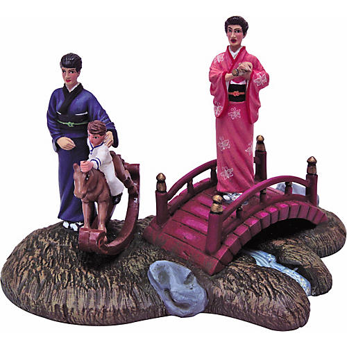 Gifts of Note Madame Butterfly Opera Moment Figure