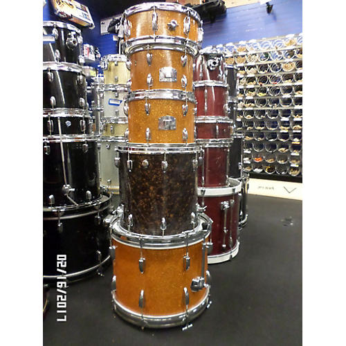 Vintage Made In Japan Drum Kit