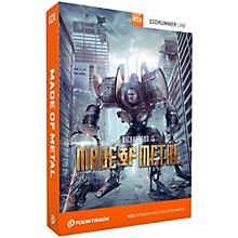 Toontrack Made of Metal EZX Software Download