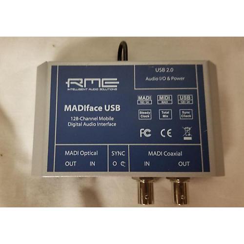 RME Madiface Audio Interface