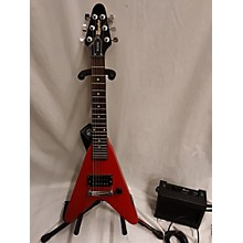 Gibson Maestro Roadie Flying V With Amp Electric Guitar Pack