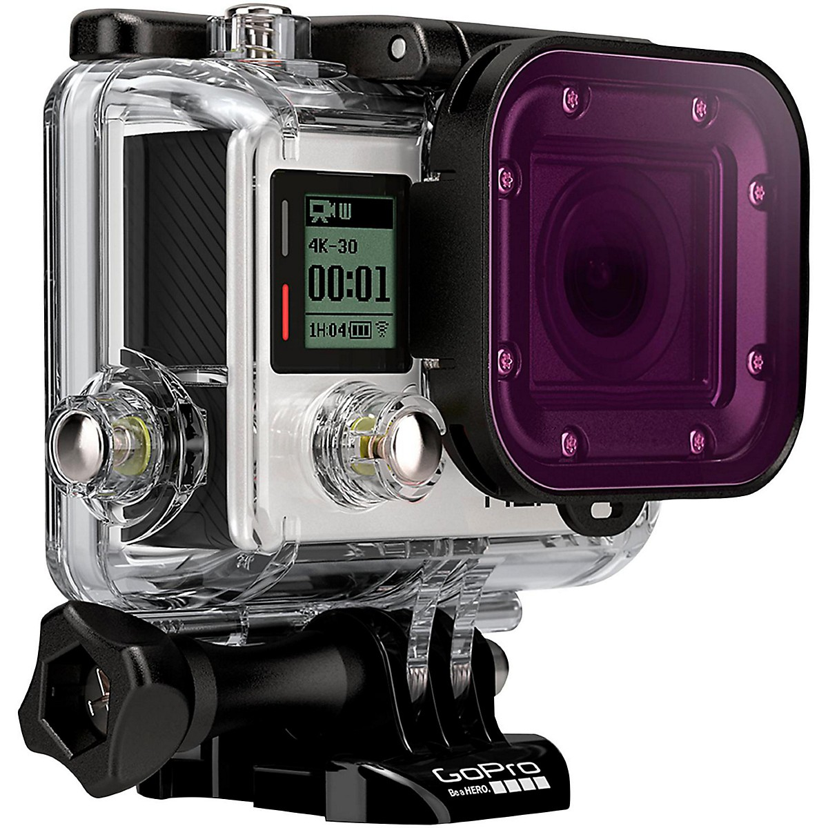 GoPro Magenta Dive Filter (for Dive & Wrist Housing)
