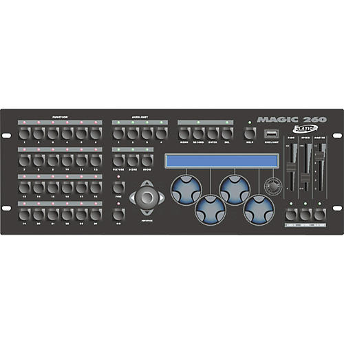 Elation Magic 260 - 260-Channel DMX Controller