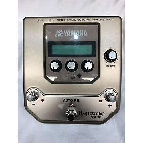 Yamaha Magic Stomp Effect Processor