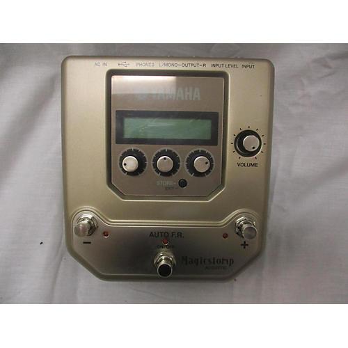 Yamaha Magicstomp Acoustic Effect Processor