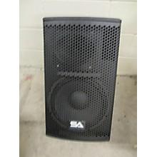 Seismic Audio Magma Powered Speaker