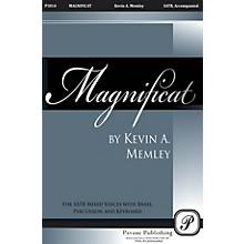 Pavane Magnificat (Brass Quintet Full Score) Score Composed by Kevin Memley