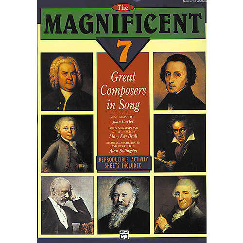 Alfred Magnificent Seven Program Book/CD