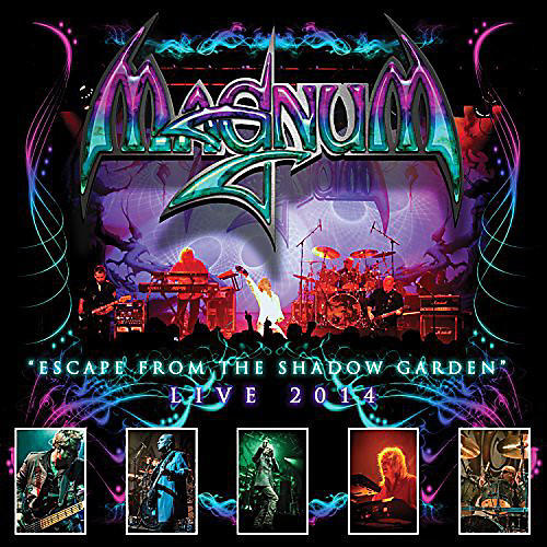 Alliance Magnum - Escape from the Shadow Garden-Live 2014