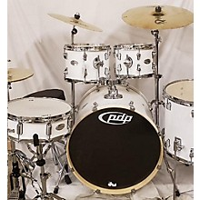 PDP by DW Mainstage 5-Piece Drumset W/ Hardware And Zildjian Cymbals Drum Kit