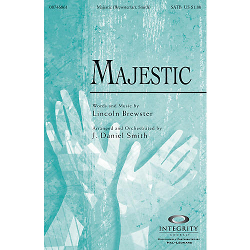 Integrity Music Majestic Orchestra by Lincoln Brewster Arranged by J. Daniel Smith