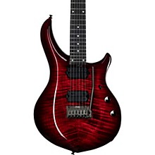 Majesty with DiMarzio Pickups Electric Guitar Royal Red