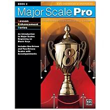 Alfred Major Scale Pro, Book 2 Early Intermediate / Intermediate