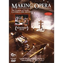 View Video Making Opera - The Creation of Verdi's La Forza Del Destino Live/DVD Series DVD