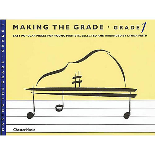 Chester Music Making the Grade - Grade 1 Pieces Music Sales America Series Softcover