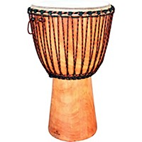 Deals on Overseas Connection Mali Djembe 13 in. Natural