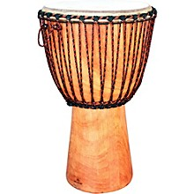 Overseas Connection Mali Djembe Level 1 13 in. Natural