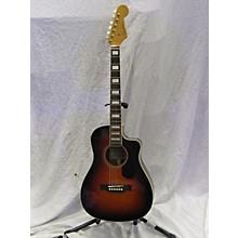 Fender Malibu CE Acoustic Electric Guitar
