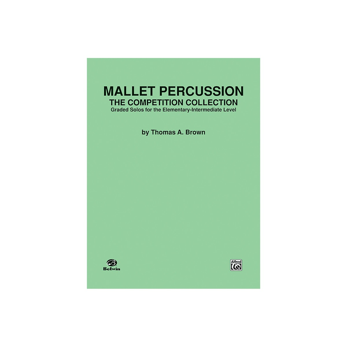 Alfred Mallet Percussion The Competition Collection Book