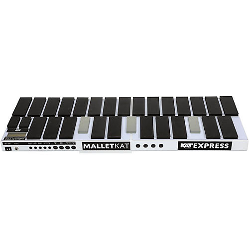 KAT Percussion MalletKAT 8.5 Express (2-Octave Mallet Percussion Controller with GigKAT 2 Module)