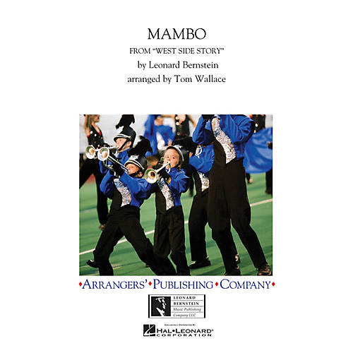 Arrangers Mambo Marching Band Level 3 Arranged by Tom Wallace