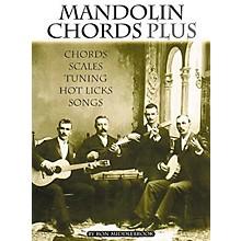 Centerstream Publishing Mandolin Chords Plus Technique Book