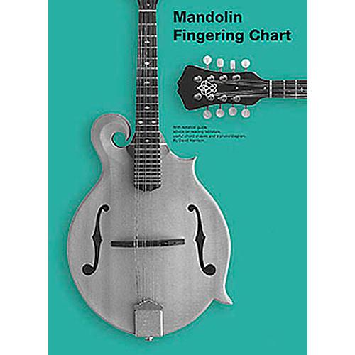 Music Sales Mandolin Fingering Chart Guitar Center