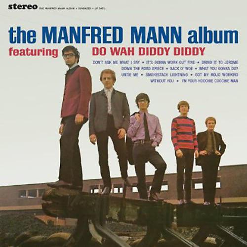 Alliance Manfred Mann - The Manfred Mann Album