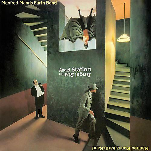 Alliance Manfred Mann's Earth Band - Angel Station