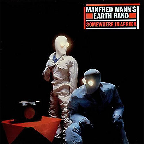 Alliance Manfred Mann's Earth Band - Somewhere In Africa