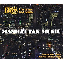 Canadian Brass Manhattan Music Concert Band by The Canadian Brass
