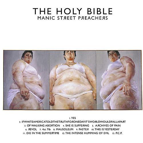 Alliance Manic Street Preachers - The Holy Bible