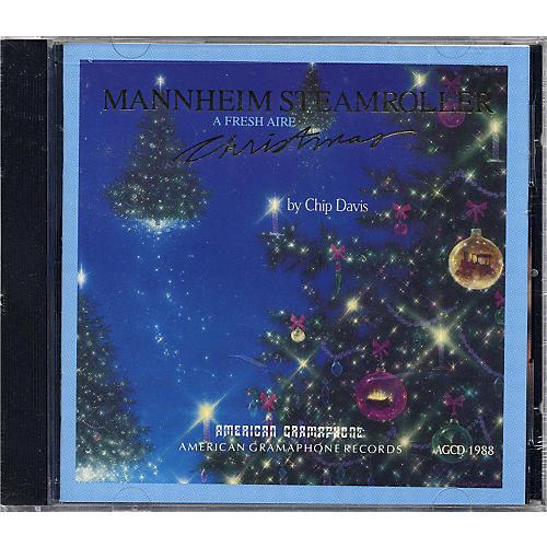 Hal Leonard Mannheim Steamroller - A Fresh Aire Christmas CD